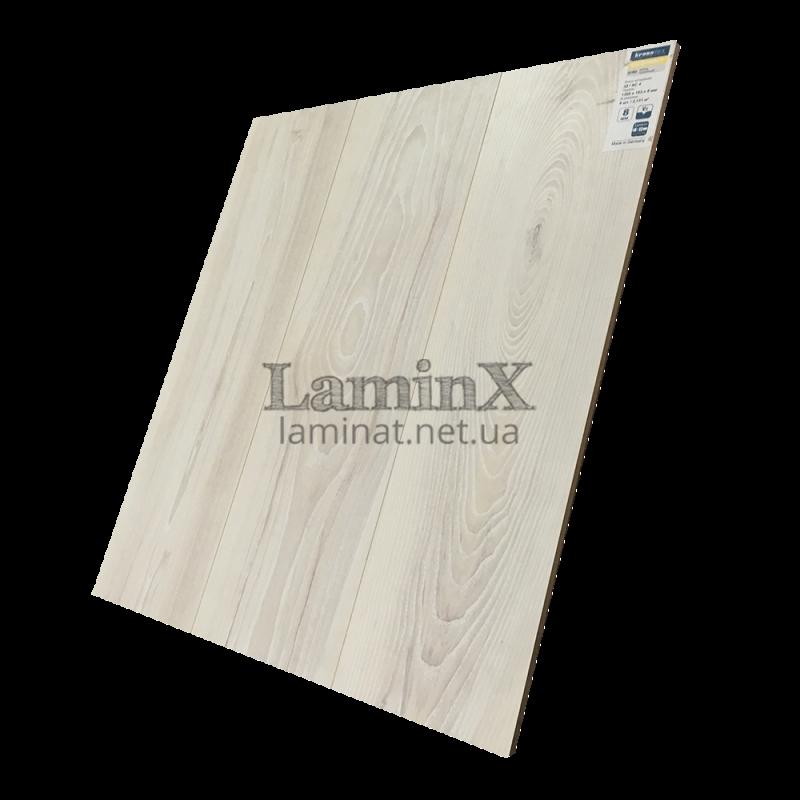 Ламинат Kronotex Exquisit Ясень Полярный D2989