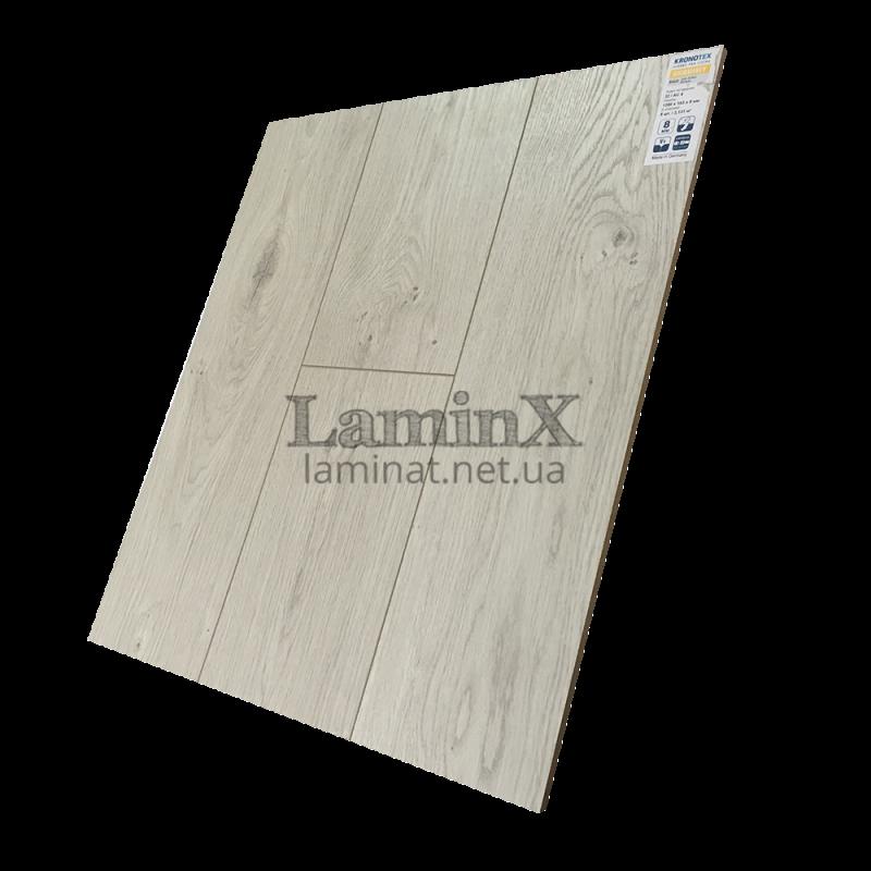 Ламинат Kronotex Exquisit Дуб Атлас Белый D3223