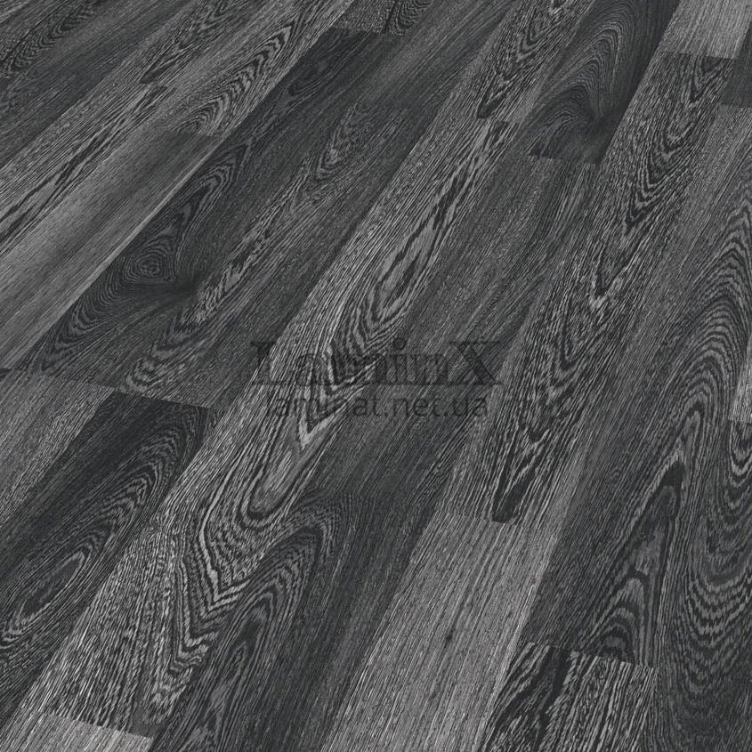 Ламинат Kronotex Dynamic Дуб Черный и Белый D2955