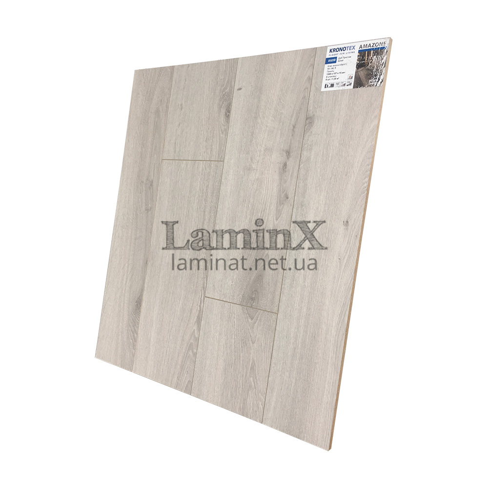 Ламинат Kronotex Amazone Дуб Престиж Белый D3239