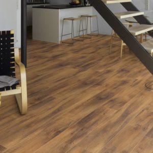 Ламинат Rooms Loft Дуб Палёный R1011