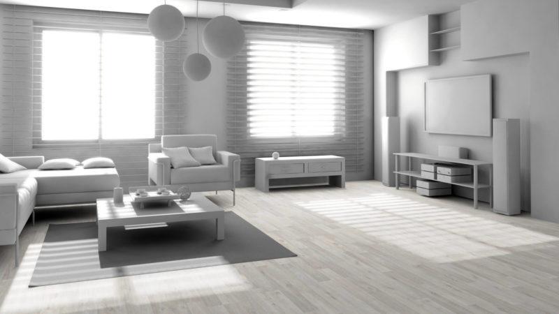 Ламинат Rooms Studio Дуб Элегант Белый R0827
