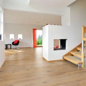 Ламинат Rooms Suite Дуб Беленный Натуральный RV813
