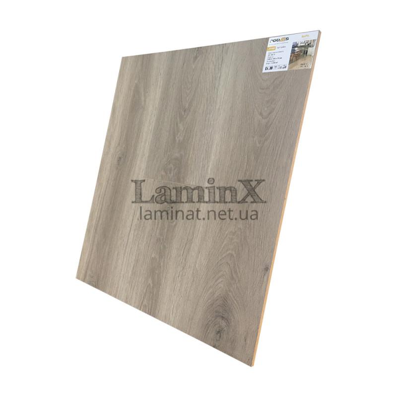 Ламинат Rooms Loft Дуб Серебро R1009