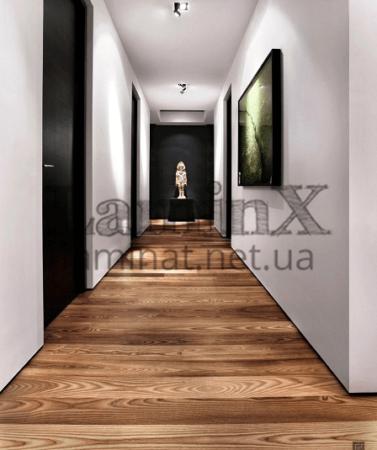ламинат в коридоре laminat.net.ua